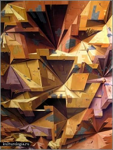 Ландшафтно-пространственные картины Брайана Купера (Brian Cooper)