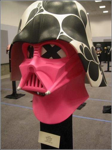 Новый дизайн шлема Дарта Вейдера