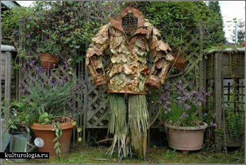 «Weedrobes» - одежда из сорняков. Экологически чистая фэшн-линия от  Николь Декстрас (Nicole Dextras)
