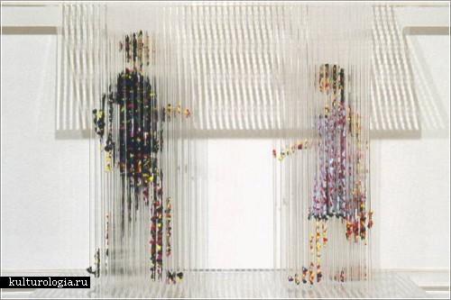 Инсталляции Криса Дороша (Chris Dorosz)