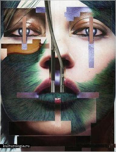 Художественное шоу  «Лица» от Jak Beemsterboer