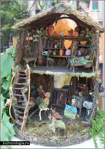 Домики для детей своими руками из подручных материалов - МБДОУ детский сад 24