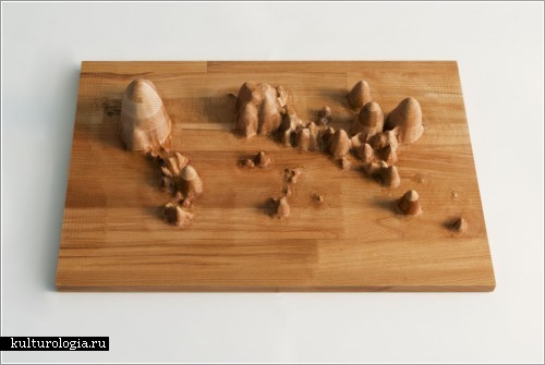 Научные скульптурные инсталляции Андреаса Николаса Фишера (Andreas Nicholas Fischer)