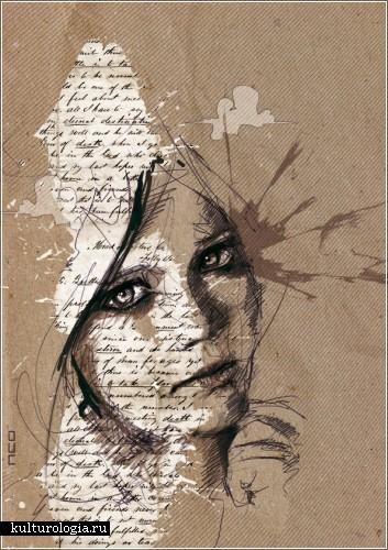 Иллюстрации Флориана Николь (Florian Nicolle)