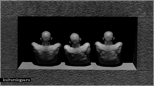 Концептуальная фотография Миши Гордина (Misha Gordin)