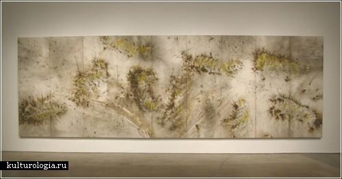 Картины, нарисованные порохом. Художник Cai Guo-Qiang
