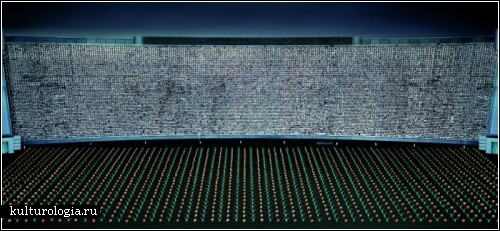 Масштабные панорамные фотокарины Андреаса Гурского  (Аndreas Gursky)
