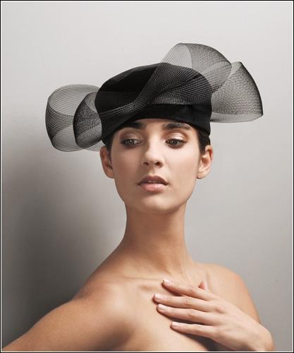 Шляпки от Marianne Bara