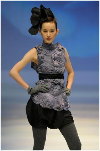 Коллекция индонезийского дизайнера Oka Diputra, Hong Kong Fashion Week