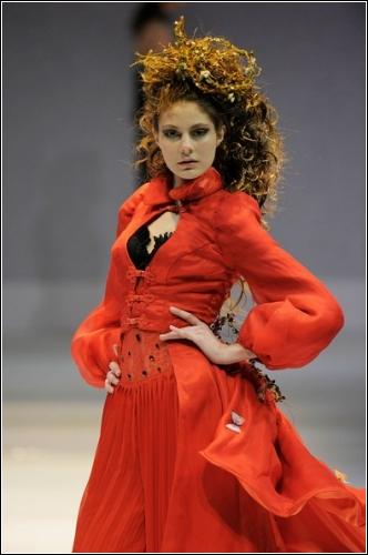 Показ коллекции тайваньского бренда ULA, Hong Kong Fashion Week