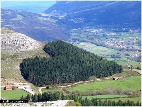 Кантабрия, север Испании