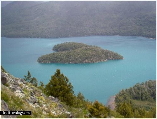 озеро Гутьеррес, Патагония