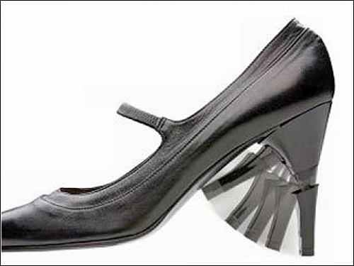 Туфли-трансформеры от  CAMiLEON Heels