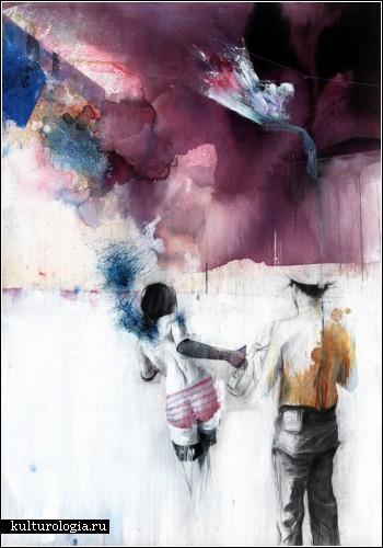 Живопись британского художника Айэна Фрэнсиса (Ian Francis)