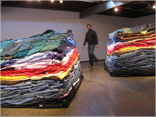 Инсталляция «Regeneration Gap» от Ярода Хажевского (Jarod Charzewski)