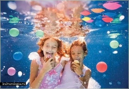 Подводные фотографии Элены Калис (Elena Kalis)