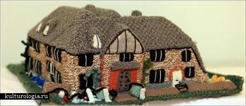 В'язане англійське село