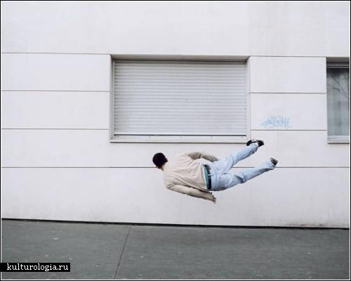 Фотопроект «Падение» (La Chute) от Дэни Дарзака (Denis Darzacq)