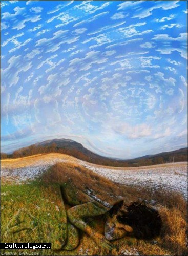 Сюрреалистические цифровые пейзажи Ларри Карлсона (Larry Carlson)