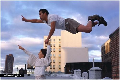 Падения и полеты Li Wei