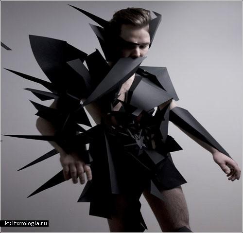 Люди-мутанты от творческого тандема Lucy McRae и Bart Hess