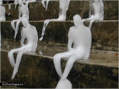 Скульптор Nele Azevedo
