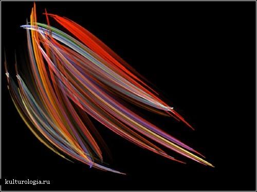Волокна диатомей (Фотография Michael Stringer)