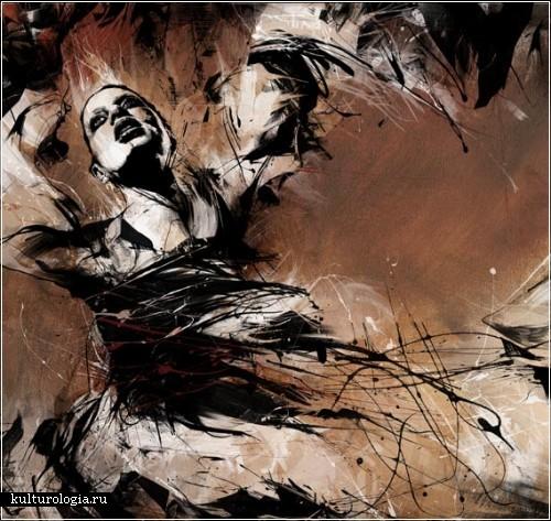 Миксовое искусство Расса Миллса (Russ Mills)