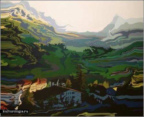 галереи пейзажной живописи: