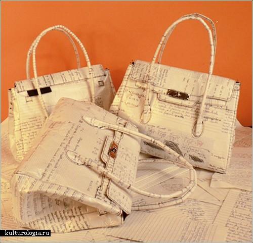 Коллекция ультрамодных сумочек от Momaboma весна/лето 2009