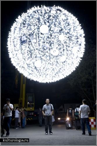 «Искусственная луна» Wang Yuyan