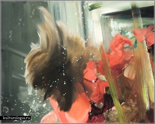 Хаос и абстракция картины кристин