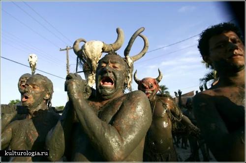 Фестиваль Bloco de Lama