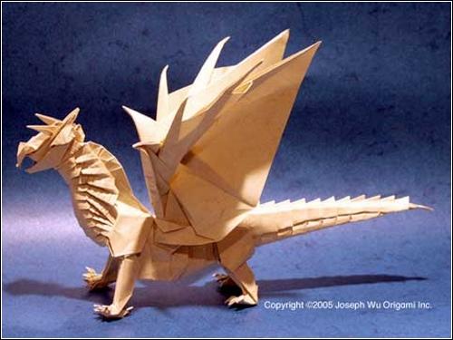 Дракон от Joseph Wu