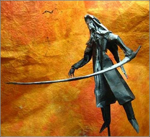 Фантастический персонаж  Sephiroth от Brian Chan