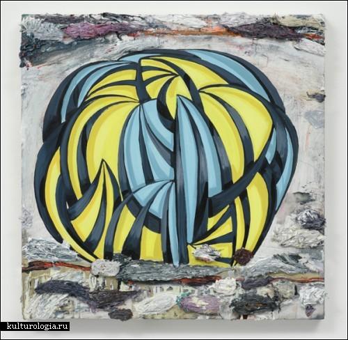 Абстрактная геометрия в художественном исполнении Филиппа Аллена