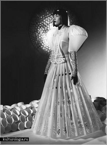 Коллекция бумажных платьев от дизайнера Jum Nakao