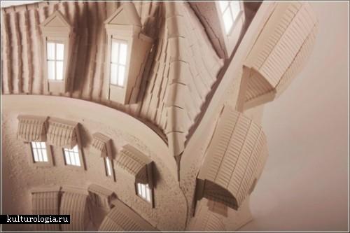 Бумажный домик от Мэнди Смит (Mandy Smith)