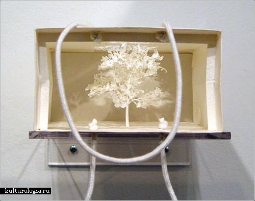 Бумажные сады от Yuken Teruya