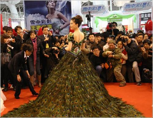 Вестник нищеброда. Свадебное платье за $1,5 миллиона долларов