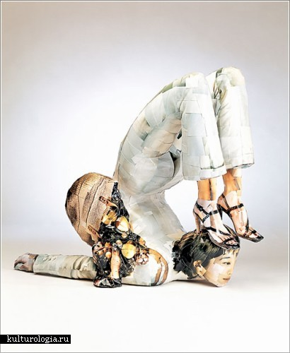 Скульптор Gwon Osang