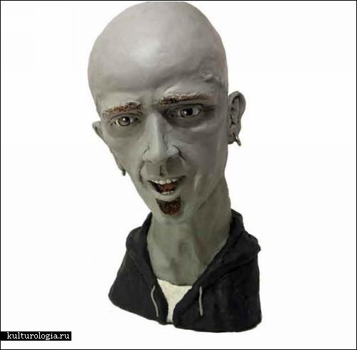 Скульптурные портреты Карен Калдикотт (Karen Caldicott)
