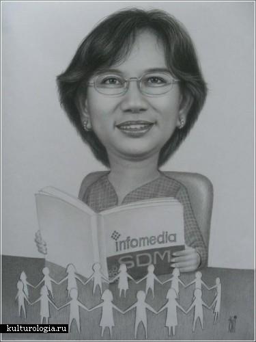 Художник Toni Hariyanto