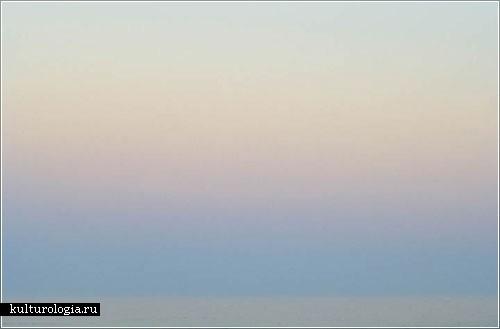 «Заданные координаты» - серия морских фотопейзажей Renate Aller