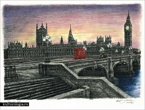 Художник Stephen Wiltshire