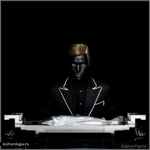 Темные личности фото-стилиста Сабины Пигалль (Sabine Pigalle)