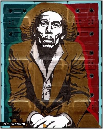 Bob Marley (Художник Sami Havia)