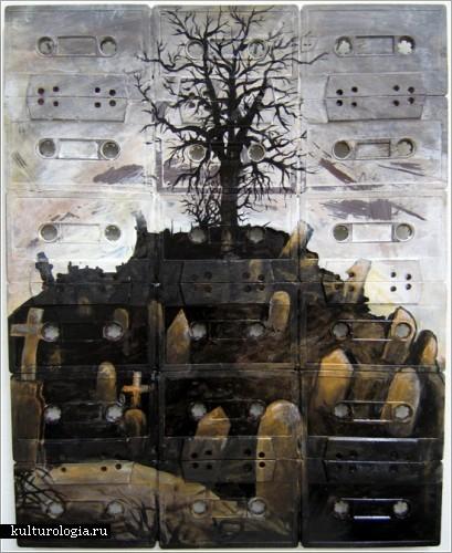 Cypress Hill - Black Sunday (Художник Sami Havia)