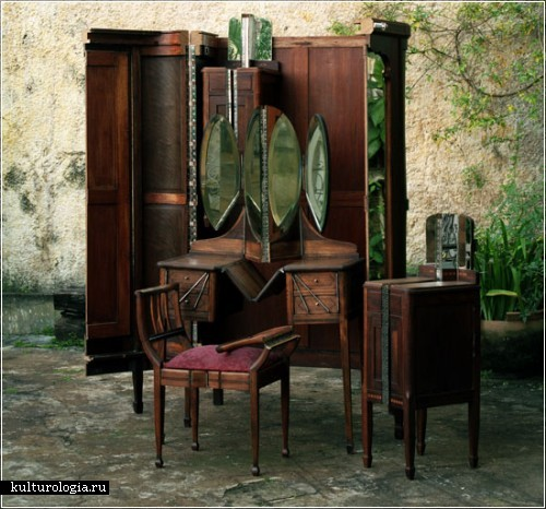 Мебельный гарнитур от Кортни Смит (Courtney Smith