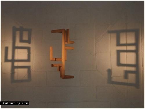 Светотеневые инсталляции от Fred Eerdekens